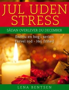 Jul uden stress - cover